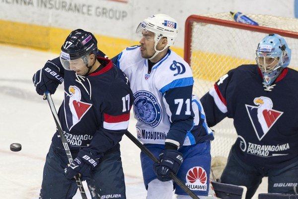 Hokejisti Slovana si vybojovali piate víťazstvo za sebou. V utorok zdolali aj Dinamo Minsk.