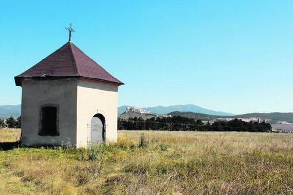 Kaplnka sv. Rozálie.