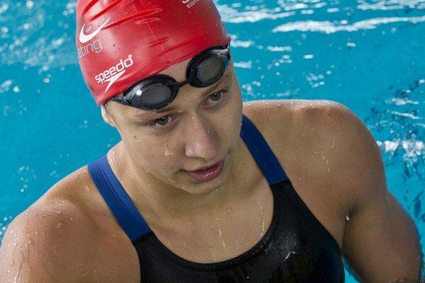 Andrea Podmaníková.