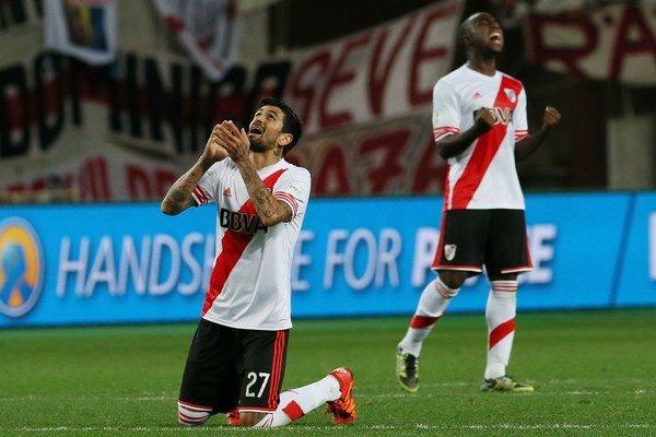 Futbalisti River Plate sa tešia z postupu do finále.