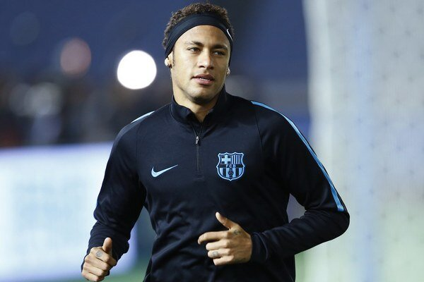 Neymar v stredu opäť trénoval.
