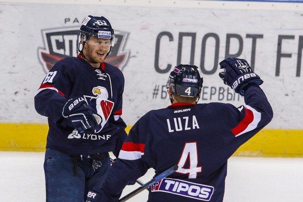 Doma sa hokejisti Slovana najbližšie predstavia až v roku 2016.