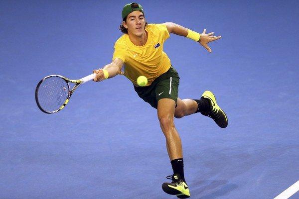 Thanasi Kokkinakis si dlhšiu dobu tenis nezahrá.