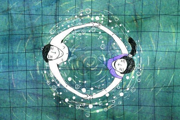 Z filmu Bublina, ktorý bude mať premiéru v rámci cyklu Kobylky II.