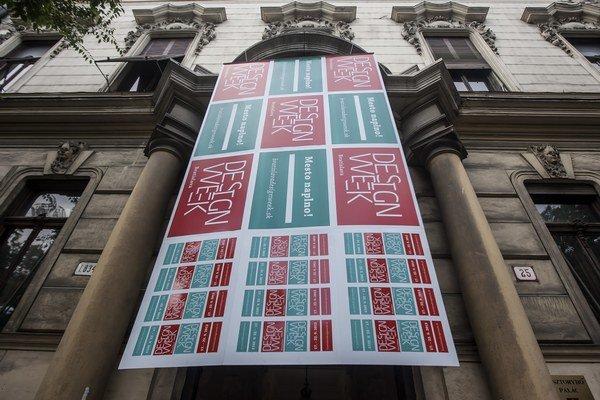 Hlavným sídlom Bratislava Design Week je opäť Pisztoryho palác a areál Nemocnice sv. Michala.