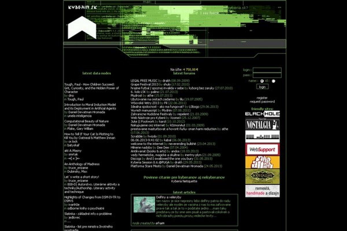 Zoznamka inšpirácie dizajnu webových stránok