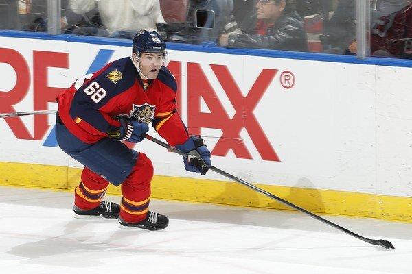 Jaromír Jágr má už 43 rokov, no stále patrí k najlepším hráčom NHL.