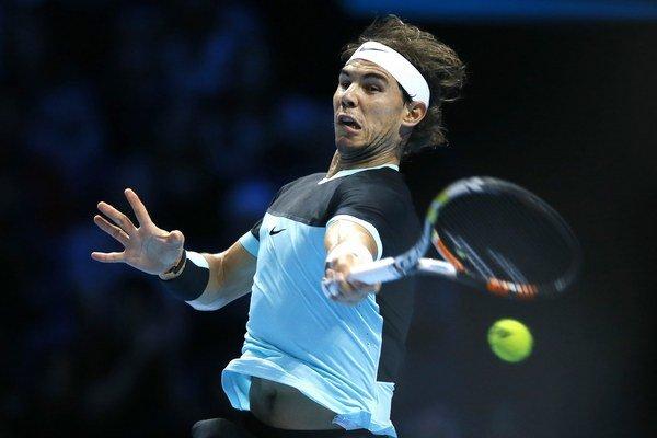 Rafael Nadal si s Andym Murraym poradil až nečakane hladko.