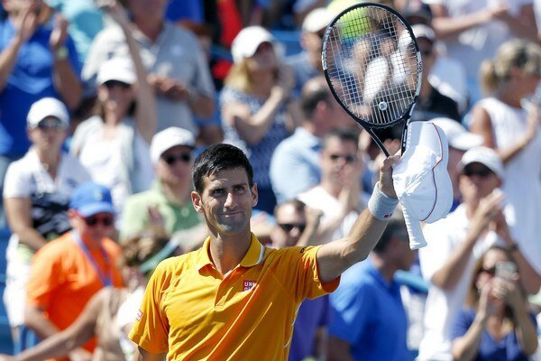 Novak Djokovič stále môže získať v Cincinnati premiérový titul.