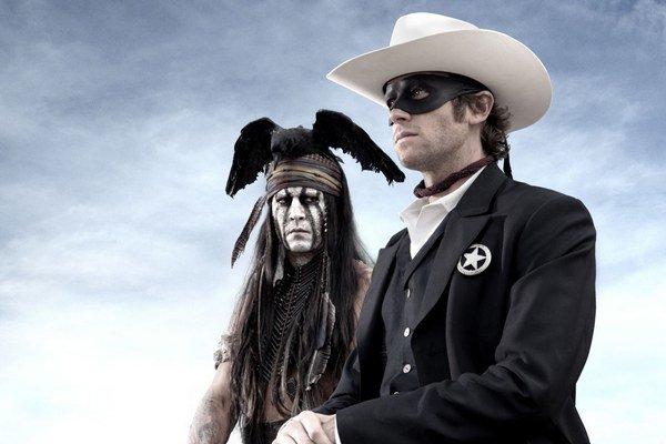 Johnny Depp a Arnie Hammer v hlavných úlohách.