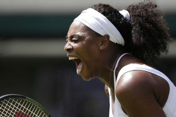 Serena Williamsová môže v New Yorku vybojovať svoj 22. grandslamový titul.