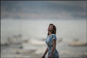 Valeria Bruni Tedeschi vo svojom filme Zámok v Taliansku.