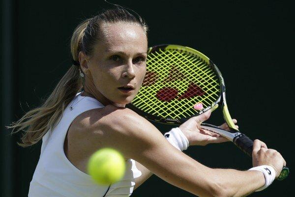 Magdaléna Rybáriková nenapodobnila Dominiku Cibulkovú a na US Open končí už v prvom kole.