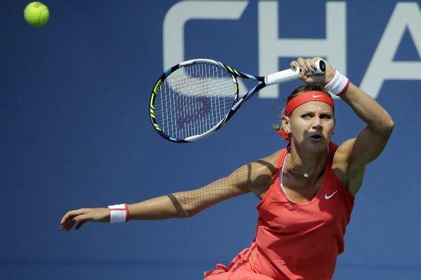 Češka Lucie Šafářová nečakane skončila na US Open už v prvom kole.