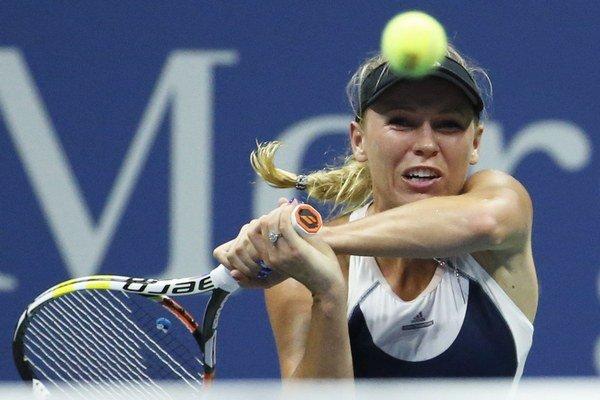 Caroline Wozniacká senzačne končí na US Open už v druhom kole.