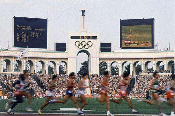 Los Angeles už usporiadalo olympiádu v rokoch 1932 a 1984.
