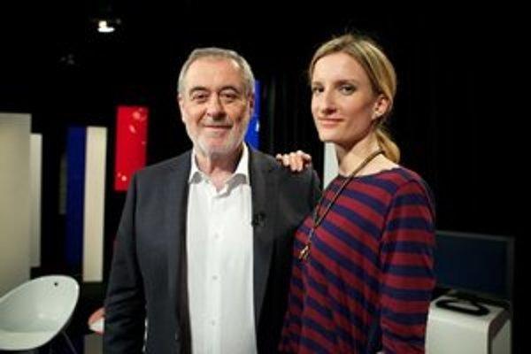 Moderátori Michal Prokop a Adela Banášová by mali v ďalších častiach zmeniť moderovanie.