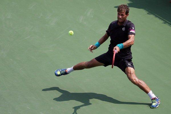 Martin Kližan zdolal Fabia Fogniniho zatiaľ dvakrát - vždy vo finále.