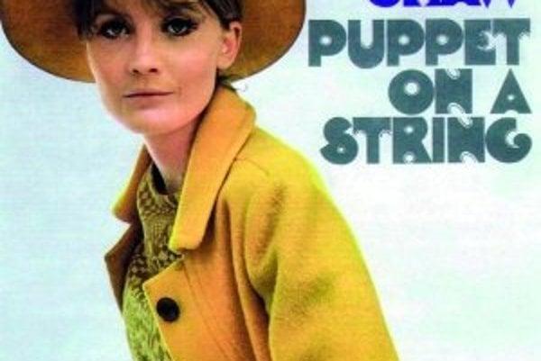 Sandy Shaw a jej singel Puppet on a string.