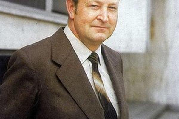 Pavol Bagin.