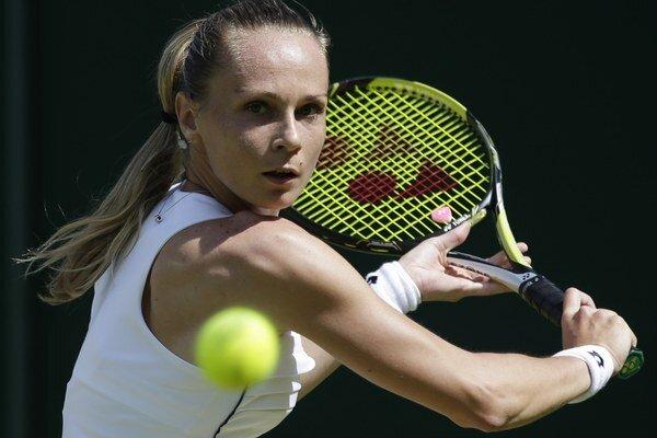 Magdaléna Rybáriková skončila svoju púť na turnaji v Istanbule v semifinále.