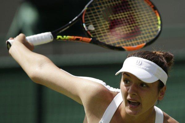 Margarita Gasparjanová dosiahla na turnaji v Baku životný úspech.