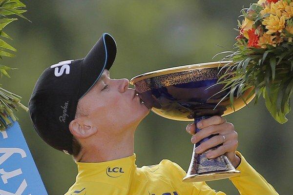 Chris Froome túži vybojovať piaty triumf na Tour de France.