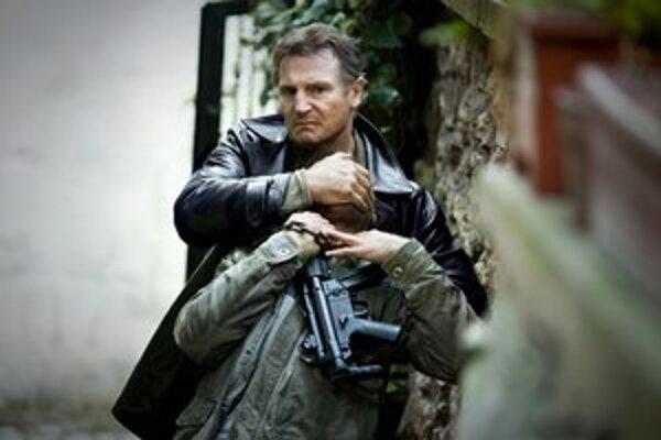 Liam Neeson je asi tým jediným, na čo sa dá pozerať vo filme 96 hodín: Odplata.