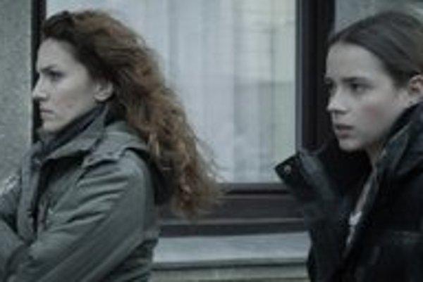 U nás mali diváci možnosť vidieť film, kde hrajú Jude Law, ale aj Lucia Siposová a Gabriela Marcinková (na snímke) na Artfilmfeste. Teraz sa premieta v Nemecku.