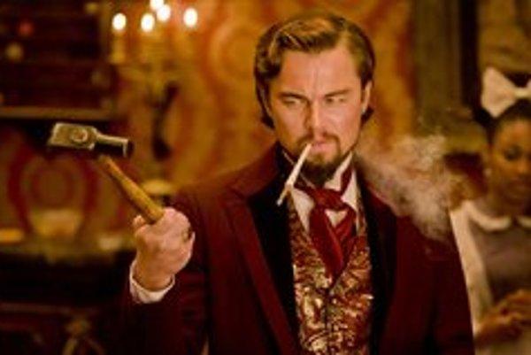 Leonardo DiCaprio bude v novom filme Quentina Tarantina ten horší zo zlých.