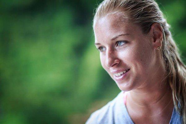 Dominika Cibulková chýbala na tenisových turnajoch od februára. Už sa však blíži jej návrat.