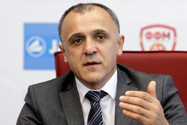 Ljubinko Drulovič má za úlohu pozdvihnúť macedónsky futbal.