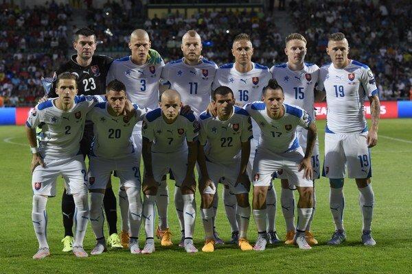 Slovenská reprezentácia hrá aktuálne na hranici svojich možností.