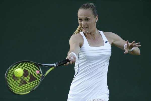 Magdaléna Rybáriková rozšírila počet Sloveniek v druhom kole Wimbledonu.