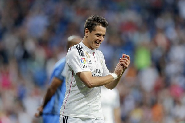 Javier Hernandez sa vrátil do Manchestru United po hosťovaní v Reale Madrid.