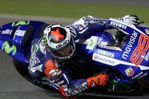 Jorge Lorenzo bol v Jereze najrýchlejší.