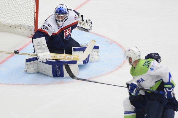 Slovinskí hokejisti by radi zopakovali minuloročný triumf na olympiáde v Soči.