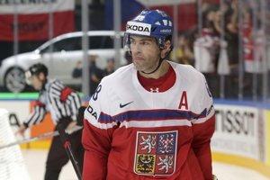 Jaromír Jágr sa do reprezentácie vrátil iba preto, že sa MS uskutočnili v Česku.