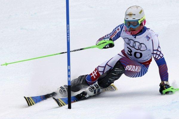 Adam Žampa momentálne absolvuje viaceré preteky v Rusku.