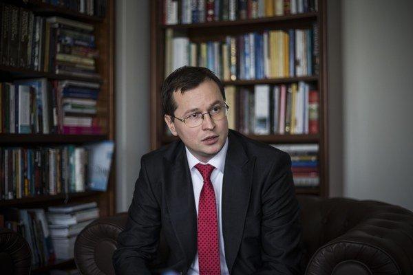 Bývalý minister školstva Juraj Draxler.