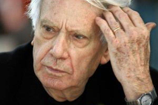 Španielsky spisovateľ Jorge Semprún prežil koncentračný tábor Buchenwald.