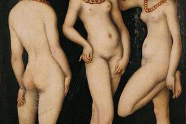 Na získaní vzácneho obrazu Tri grácie pracovala Estelle–Sarah Eliezer (37). Narodila sa v Créteil, na predmestí Paríža. Študovala v Lyone kulúrny manažment a manažment médií. Pracovala v parížskom divadle de la Colline, v Múzeu moderného umenia v Cent