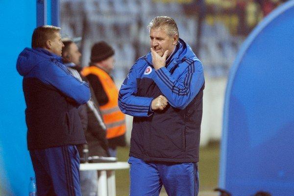 Jozef Chovanec spolu so svojím asistentom Sieglom už bratislavský Slovan nepovedú.