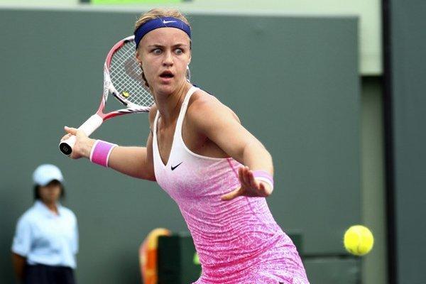 Anna Karolína Schmiedlová bude hrať vo svojom druhom finále na okruhu WTA.
