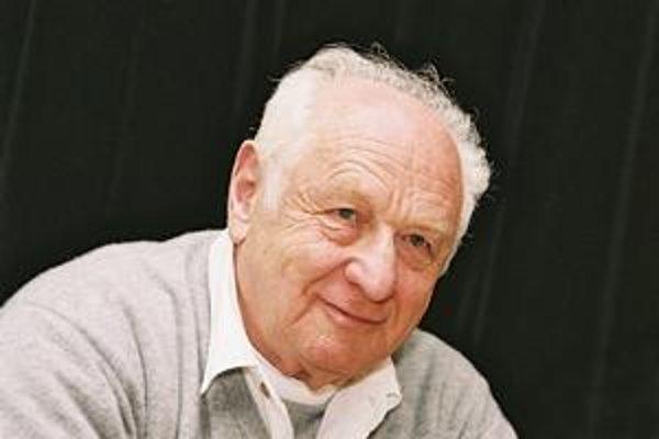 Arnošt Lustig (21. december 1926 – 26. február 2011).