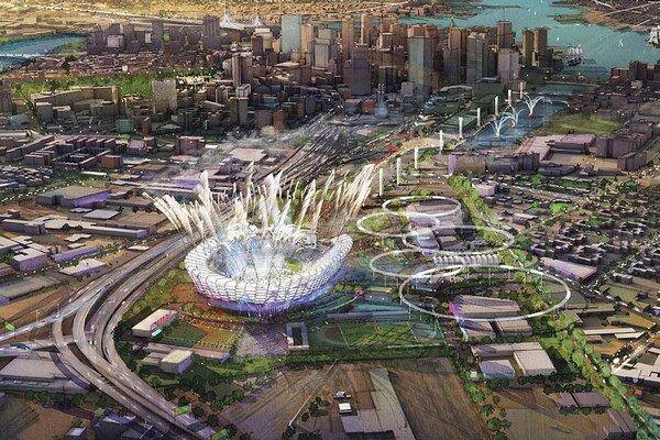 Boston predstavil víziu olympijských hier v roku 2024.
