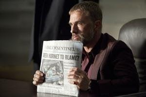 Christopha Waltza objavil Quentin Tarantino pre svoj film Nehanební bastardi. Michel Gondry mu dal úlohu obávaného mafiána, ktorý sa bojí fantómového zločinca.