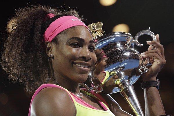 Serena s 19. titulom z Grand Slamu v živote.