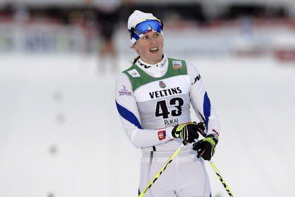 Alena Procházková na šampionáte príjemne prekvapila.