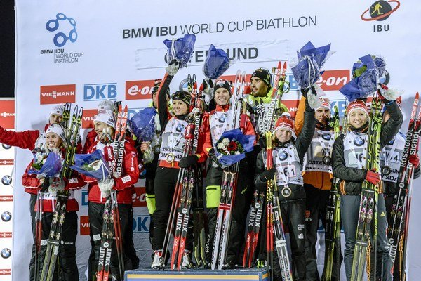 V Lillehammeri triumfovala Björgenová.
